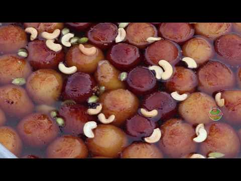 Gulab Jamun recipe for poor childrens || Nawab's Kitchen