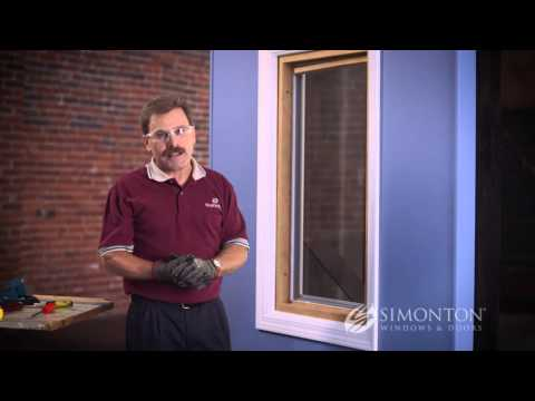 How to Replace an Insulated Glass Unit with a Dry Glaze