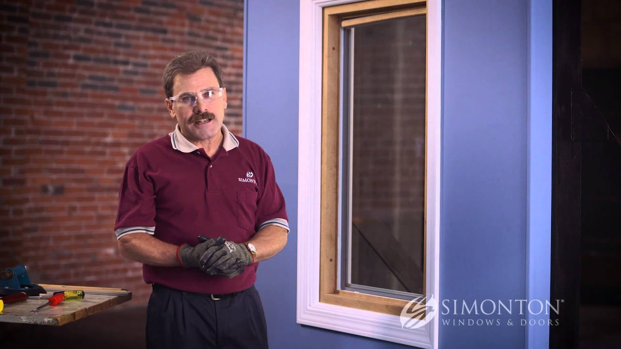 How-to Videos | Simonton Windows & Doors