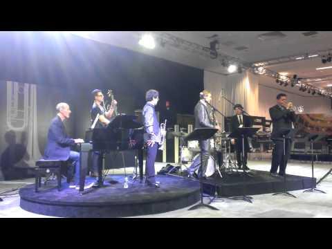 Xeno Blues by Allen Vizzutti, with Brian Lynch, Tiger Okoshi, Rex Richardson, James Ross