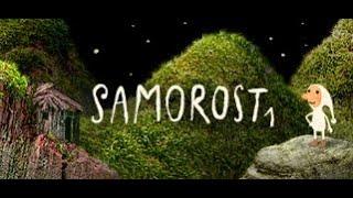 Samorost1 - 다가오는 행성을 피하게 만드는 스…