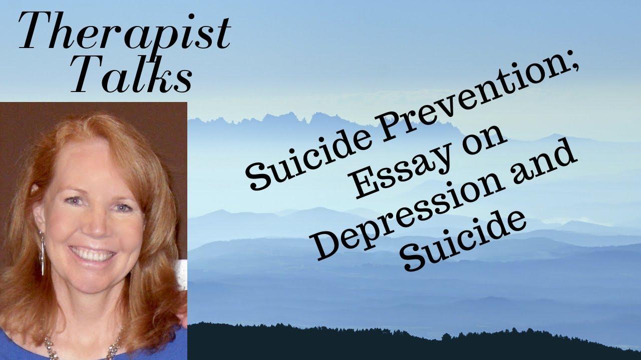 Dissertation and depression