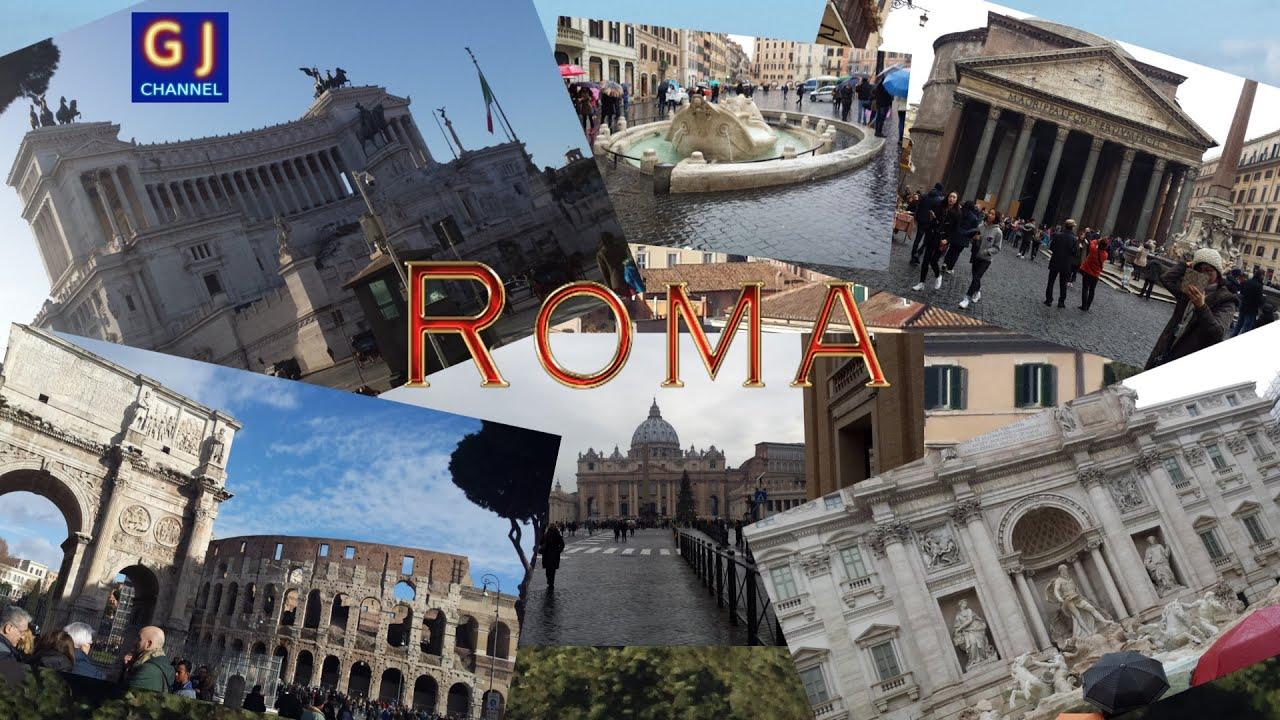 Monumenti di roma youtube for Affitto roma porta di roma