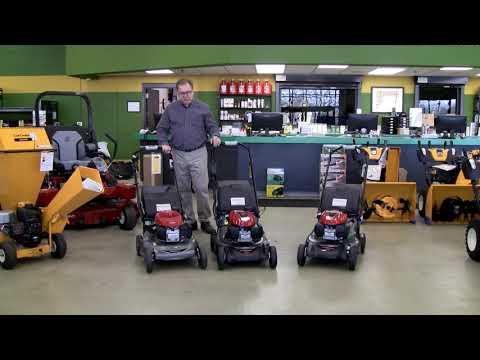 Wednesdays With Weingartz Honda HRN Lawn Mowers