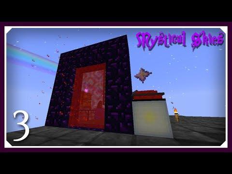 Repeat FTB Sky Factory 3   External Refined Storage!   E12