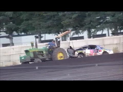 7-20-13 outlaws at Arlington Raceway MN