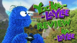 Yooka Laylee Review │ Banjo Reviewie (Video Game Video Review)