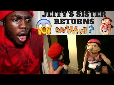 SML Movie: Jeffy's Sister Returns! by SuperLuigiLogan REACTION!!!