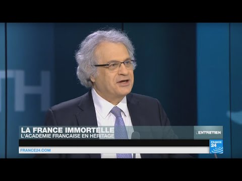"Amin Maalouf : ""Le monde arabe vit une tragédie"""