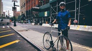 "TRACK BIKES in NYC 🇺🇸 aka: RoughCut: ""Hotline—Erik Otto"""