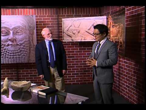 004 Excavating the Bible - Khirbat Ataruz and the Bible: The Mesha Inscription