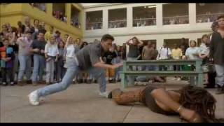 Capoeira movie - Only the Strong (1993) [ fight 2 ].mp4