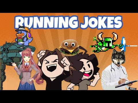 Running Jokes Compilation - Game Grumps