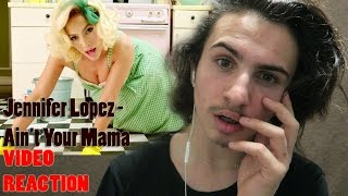 Jennifer Lopez - Ain't Your Mama (MUSIC VIDEO REACTION) || IsThatMike
