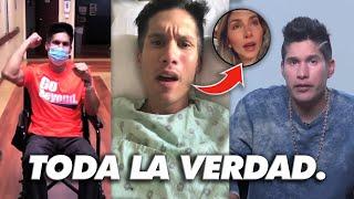 Entre Lagrimas, esposa de Chino Miranda da a conocer la difícil condición de salud del cantante.