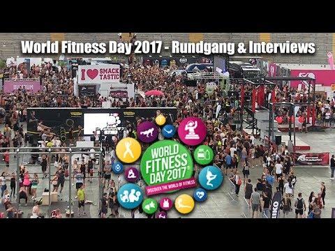 World Fitness Day 2017 - Eindrücke und Interviews