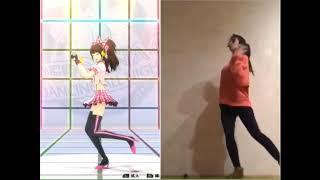 Видео уроки танцев   GO-GO TUTORIAL   Persona 4 Dancing all night