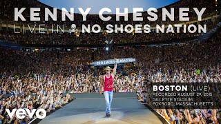 Kenny Chesney - Boston (Live) (Audio) YouTube Videos