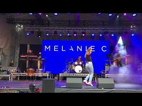 Melanie C  Say Youll Be There @ Pride Glasgow 2018