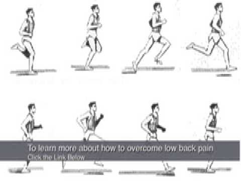 does your lower back feel tight during and after a run