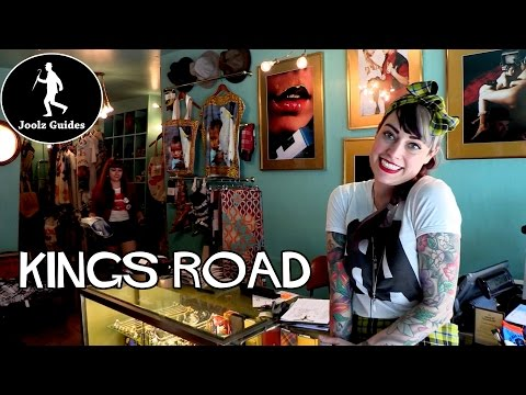 Kings Road History - Seditionaries (Sex) and Rolling Stones