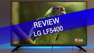 LG 43LF540V LF5400 TV review
