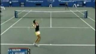 Serena Williams vs Tatiana Golovin 2004 Highlights