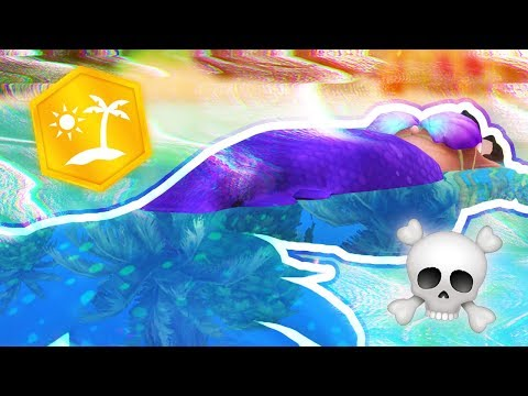 BECOMING A MERMAID (gone wrong) // The Sims 4: Island Living #3 |