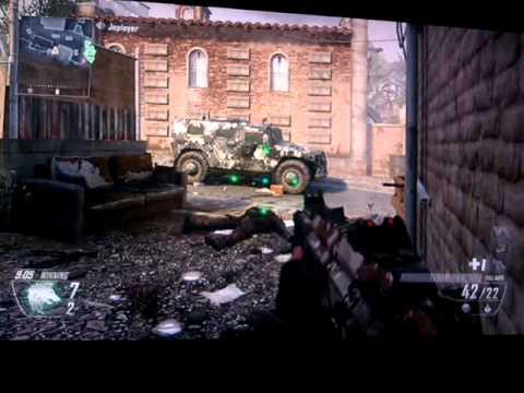 Black ops 2 Wii remote then Wii U Gamepad Online