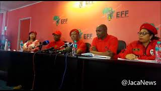 Malema to Blade: Join us in the streets
