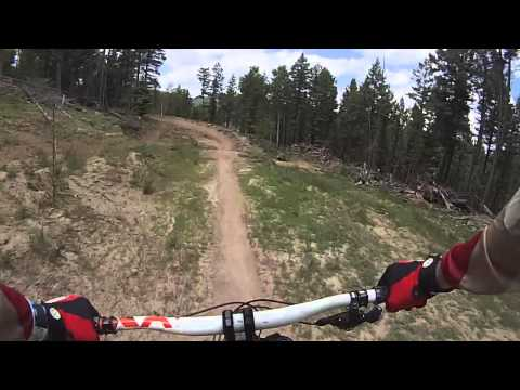 Candy Land, Angel Fire Bike Park, NM