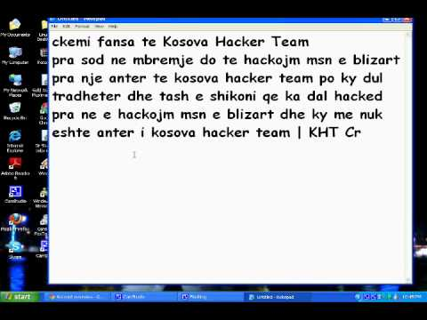 Hacked msn kht crew