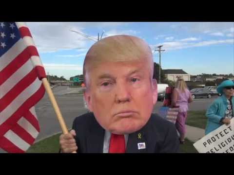 Michigan Conservative Coalition Northville flashmob