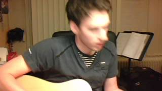 Snow Patrol - Set The Fire To The Third Bar (Acoustic Cover)