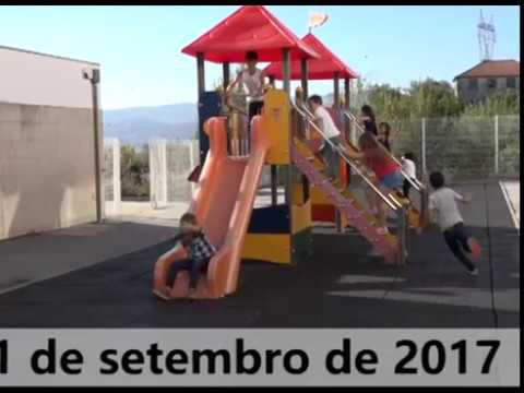 10 aniversário do Centro Escolar de São  Martinho de Mouros