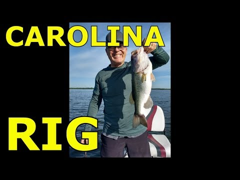 Fayette Lake Bass Fishing 30 Fish On Caroline Rig In One Spot (1/2).  April 2018