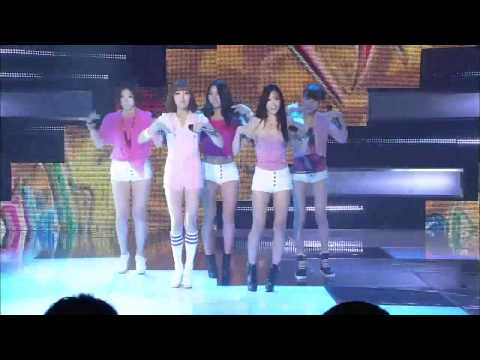HD Brave Girls - Why So Often 110916 (MTV The Show)