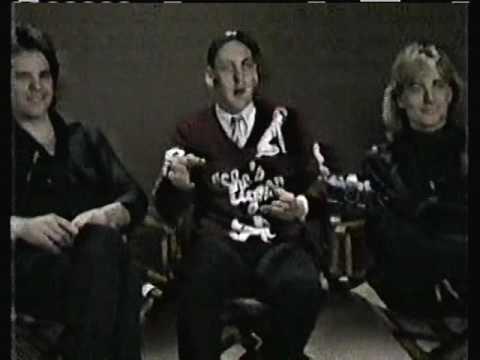 Cheap Trick 1982 Interview