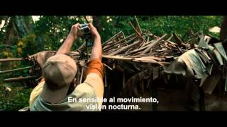 Pesadilla Jurásica (The Dinosaur Project) Trailer Oficial Subtitulado HD