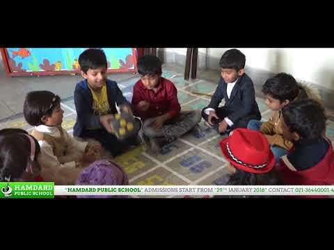 Hamdard Public School Karachi