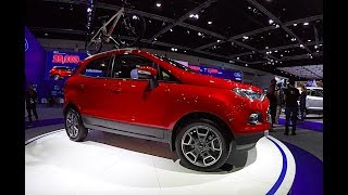New 2017 Crossover Ford ECOSPORT 2018