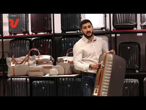 Как выбрать качественный чемодан.Обзор чемодана Roncato.Коллекция Elite.