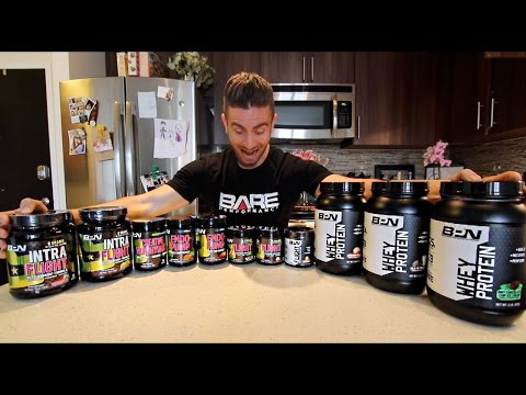 FULL SUPPLEMENTS REVIEW: Bare Performance Nutrition (BPN)