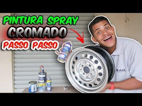 SPRAY CROMADO -