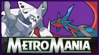 MetroMania Season 3 Semi Final 1 | Mega Aggron vs Mega Salamence | Mega Pokémon Metronome Battle