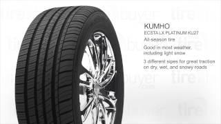 Kumho Ecsta LX Platinum KU27 |…