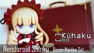 Rozen Maiden - Nendoroid Shinku (No. 364) - Unboxing