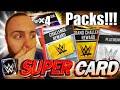 Noology WWE Supercard Season 4 - PVP Rewards, Challenge Reward Pack Openings + Platinum Pack Opening