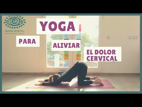 De la torticolis yoga para ejercicios