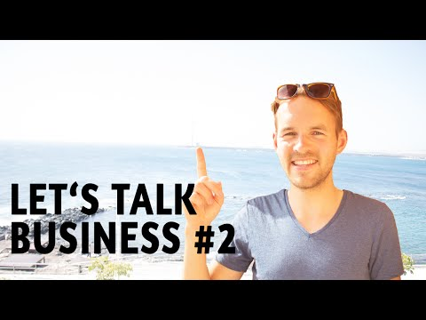 Let's talk Business #2 - Facebook Marketing, Bildbearbeitung & Sponsoring